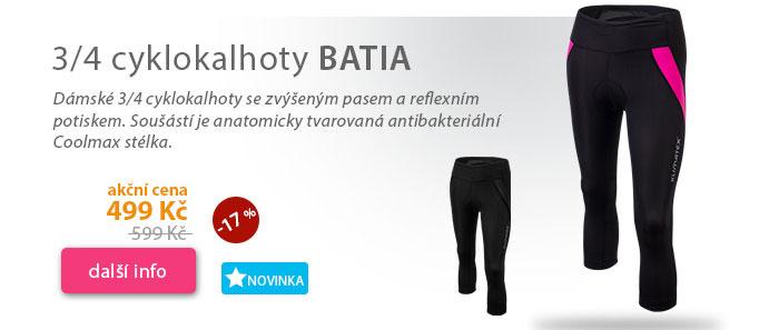 3/4 cyklokalhoty Batia