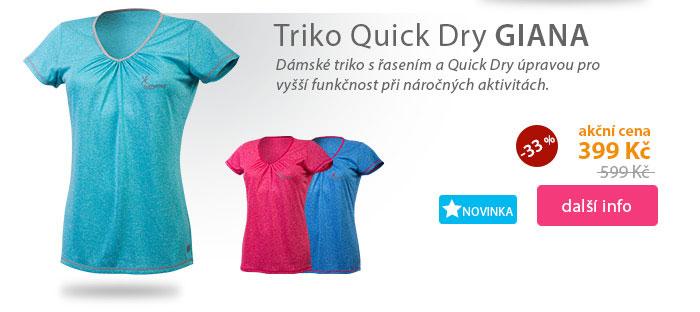 Triko Quick Dry Giana