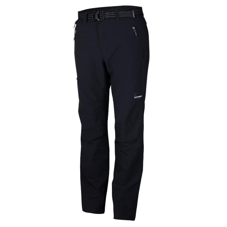 Klimatex Pánské kalhoty BARNEY (OUTDOOR) small černá