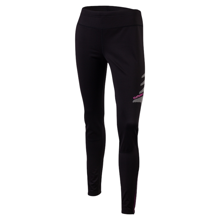 Klimatex Běžecké windproof kalhoty SELENA small černá