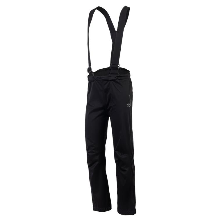Klimatex Softshell kalhoty AGNETE 122 černá