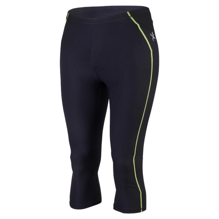 Klimatex | Běžecké 3/4 kalhoty IDAR | large | černá