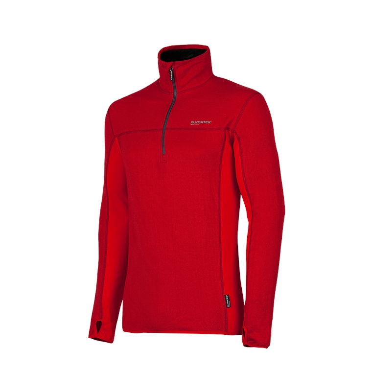 1522f0c2ec8 ADAM (ALERGO) men s zip-up pullover - KLIMATEX