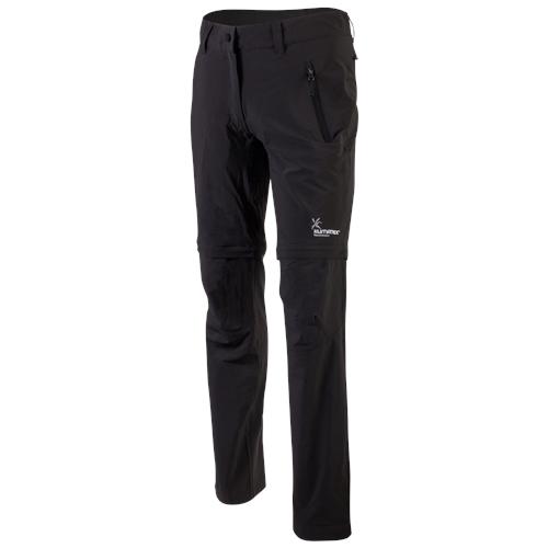 Klimatex Outdoorové ZIP-OFF kalhoty INGELE extra large černá