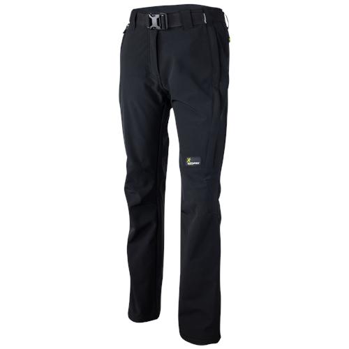 Klimatex Softshellové zimní kalhoty LAINIO large černá
