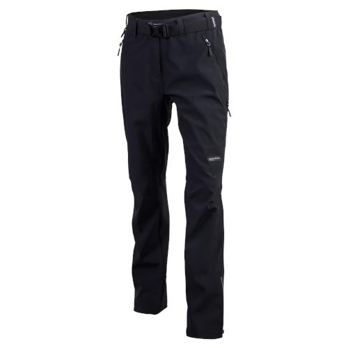 Klimatex Softshellové kalhoty TAIMI extra large černá