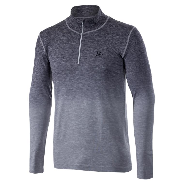 29735d9c5f2 Pánský seamless pulovr ANATOL - KLIMATEX