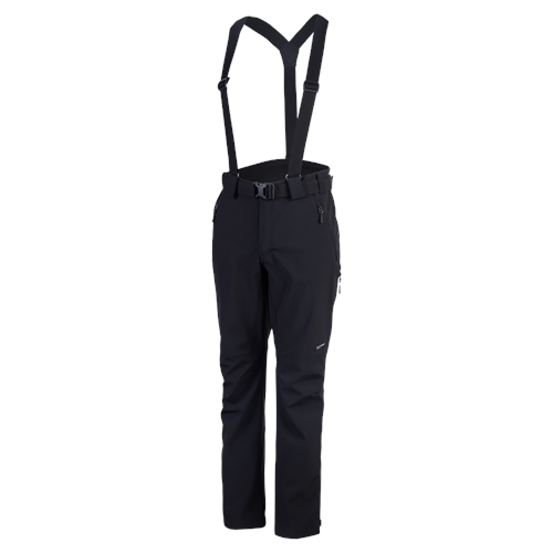 Klimatex Softshellové kalhoty RAINE extra large černá
