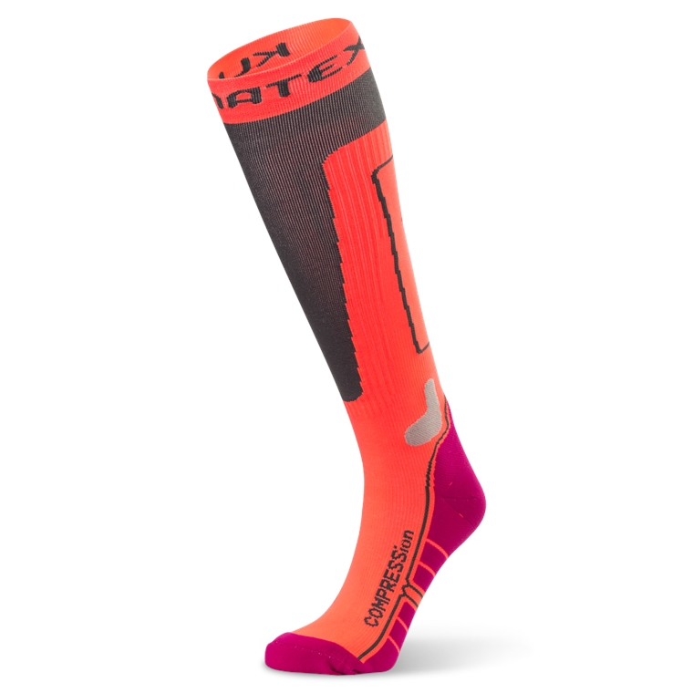 Knee-high thermo compression socks ELI