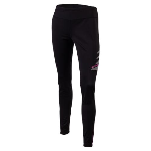 Klimatex Běžecké windproof kalhoty SELENA medium černá