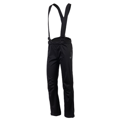 Klimatex Softshell kalhoty AGNETE 158 černá