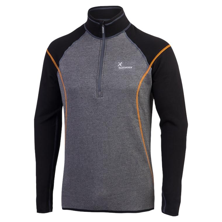 Pánský pulovr ARNE S šedá
