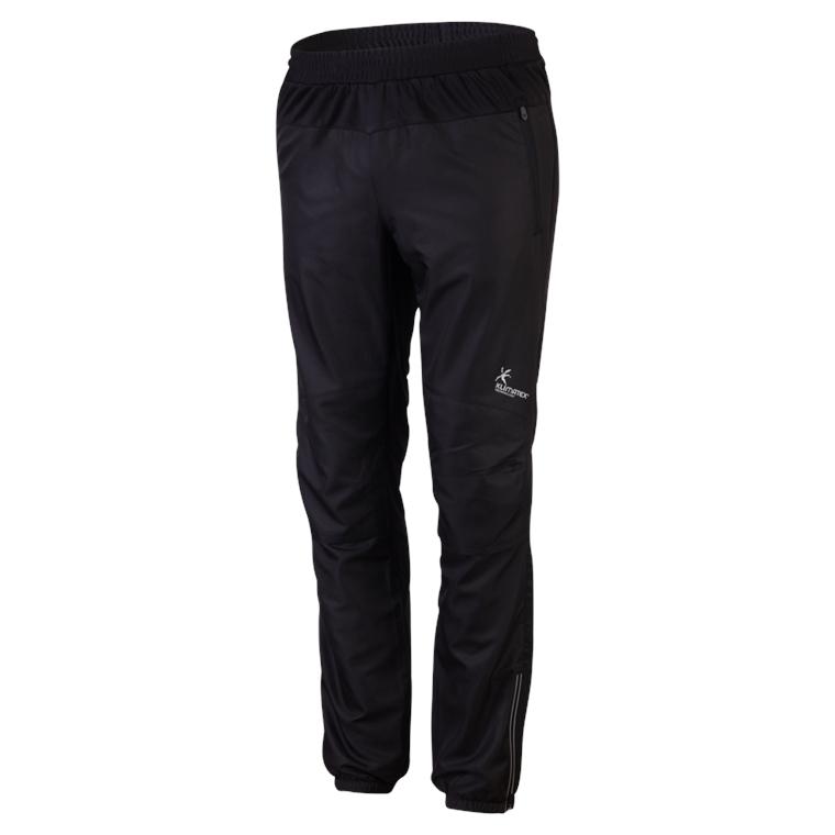 Klimatex Cross Country kalhoty AMO small černá